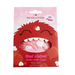 Red Velvet Cookie Bath Fizzer